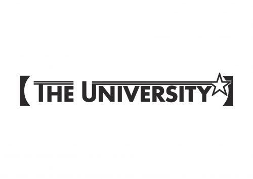 【THE UNIVERSITY】ロゴ-001